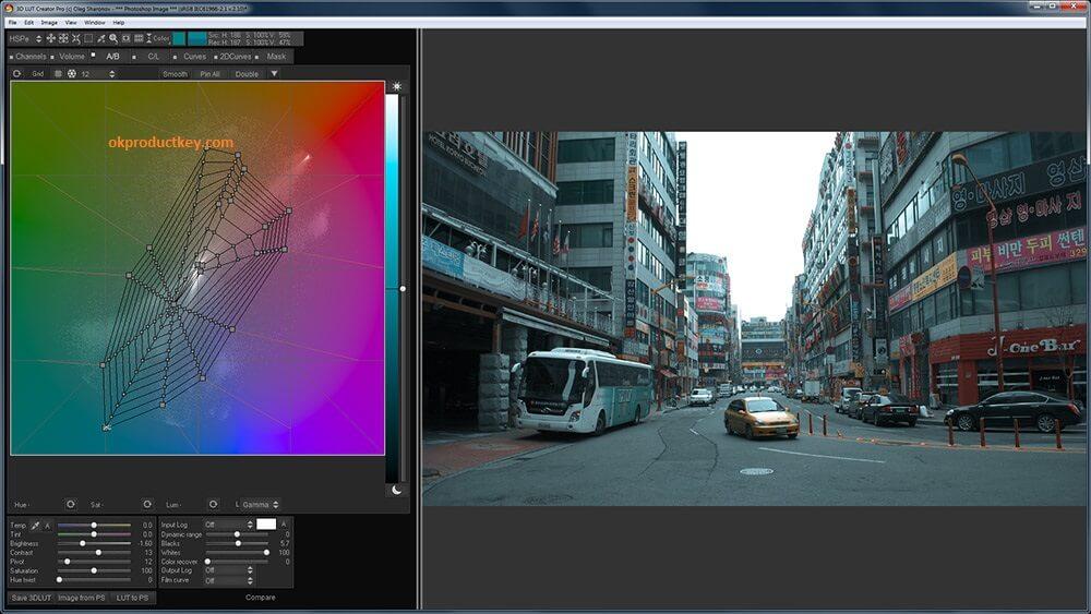 3D LUT Creator Pro 2.0 Crack + Serial Key Latest Full Version 2022