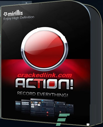 Mirillis Action! 4.21.2 With Crack Free Download 2022